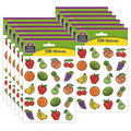 Teacher Created Resources Fruits Stickers 12 Packs