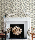 WallPops NuWallpaper Peel & Stick Wallpaper-Geometrics