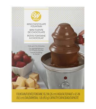 Wilton 10.2''x6.5'' Mini Chocolate Fountain