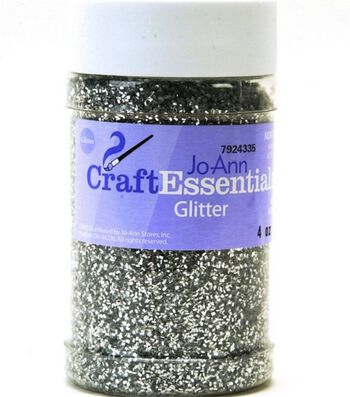 Craft Essentials Glitter-8 oz.