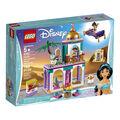 LEGO Disney Princess Aladdin and Jasmine\u0027s Palace Adventures 41161