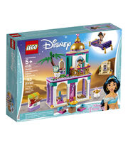 LEGO Disney Princess Aladdin and Jasmine's Palace Adventures 41161, , hi-res