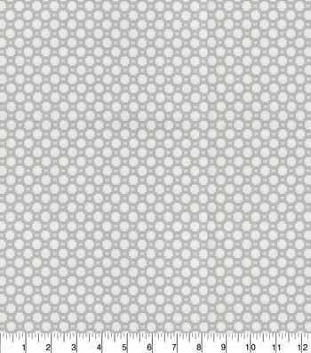 P/K Lifestyles Multi-Purpose Decor Fabric-Alden Fog
