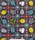 Star Wars Fleece Fabric 58\u0027\u0027-Sugar Skulls