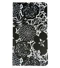Park Lane 4\u0027\u0027x7.5\u0027\u0027 Journal-Black & White Floral