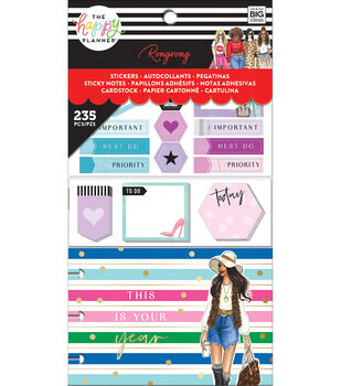 The Happy Planner x Rongrong Multi Accessory Pack