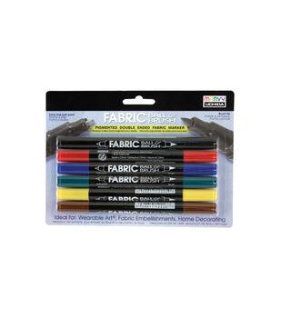 Fabric Ball & Brush: Primary Set