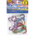 Assorted Carabiners Used In Craft Projects