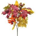 Blooming Autumn 19\u0027\u0027 Apple, Pear, Berry & Maple Leaf Mixed Bush