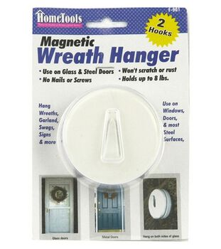Magnetic Wreath Hanger