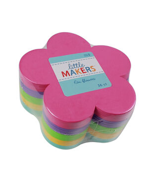 Little Makers 36Pc 6'' Value Pack-Flowers