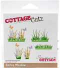 The Scrapping Cottage CottageCutz Dies-Spring Meadow