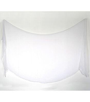Maker's Halloween 150''x58'' Cheese Cloth-White