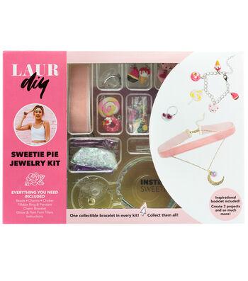 LaurDIY Sweetie Pie DIY Jewelry Kit