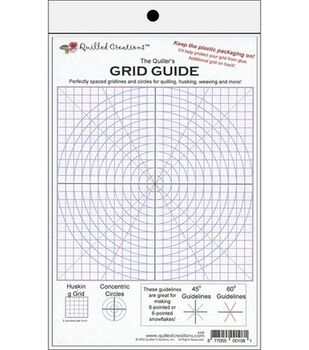Quilled Creations The Quiller's Grid Guide