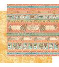 Imagine Double-Sided Cardstock 12\u0022X12\u0022-Adventure Beckons