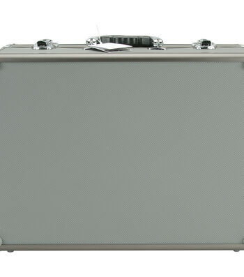Copic Aluminum Case With Shoulder Strap-Gray