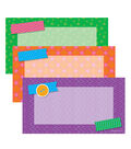 Scholastic Tape It Up! Accents, 72 Per Pack, 3 Packs