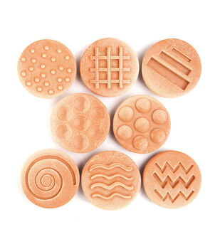 Sensory Stones, Pack of 8