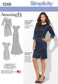 Simplicity Pattern 1249BB 20W-28W -Special Occasion