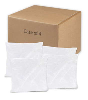 "Poly-Fil Elite 20"" Square Pillows-Case of 4"