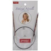"Deborah Norville Fixed Circular Needles 24"" Size 4/3.5mm, , hi-res"