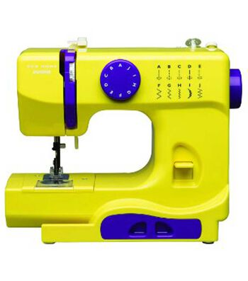Janome Derby Citrus Circus Portable Sewing Machine