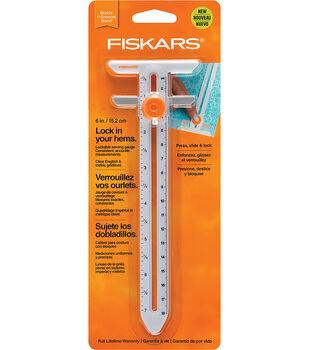 Fiskars 6'' Sewing Measuring Gauge