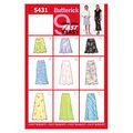Butterick Misses Skirt-B5431