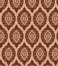 Eaton Square Multi-Purpose Decor Fabric 57\u0022-Player/Crimson