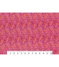 Modern Premium Cotton Print Fabric 43\u0027\u0027-Painted Tonal Pink