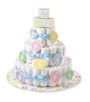 Diaper Cake Kit, , hi-res