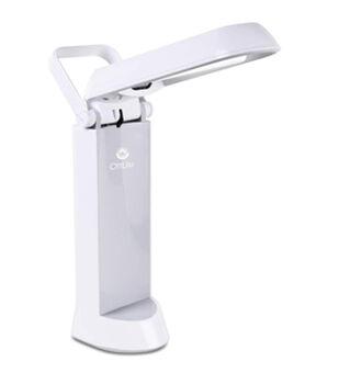 OttLite High Definition Task Lamp-Dove Gray