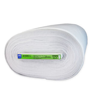 "PellonTP970 Thermolam Plus Sew-In, White 45"" x 10yd bolt"