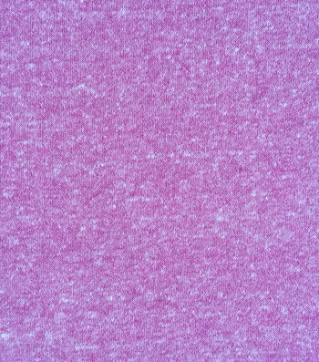 """French Terry Fabric 58""""-Phlox Pink"""