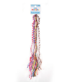 Little Makers 5 pk Woven Bracelets