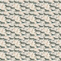 Novelty Cotton Fabric-Pattern Trap Horses on White