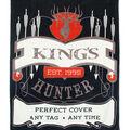 Fleece Blanket 48x60\u0022-Kings Camo by Riley Blake