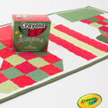Crayola Fat Eighths Box-Christmas Colors by Riley Blake