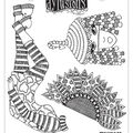 Ranger Dyan Reaveley\u0027s Dylusions Cling Stamps-Sunshine Girl