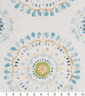 Robert Allen @ Home Print Swatch 54\u0022-Color Wheel Rain