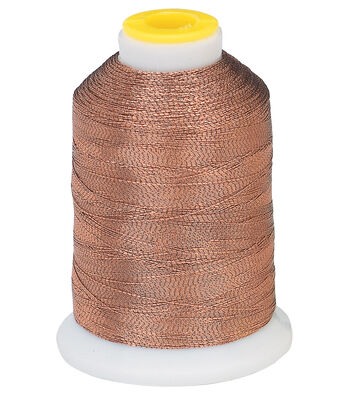 Coats & Clark Metallic Embroidery Thread