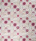 Home Decor 8\u0022x8\u0022 Fabric Swatch-Eaton Square Anchor Cherry Blossom