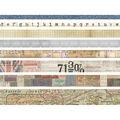 Tim Holtz Idea-ology 8 pk Design Tapes-Journey
