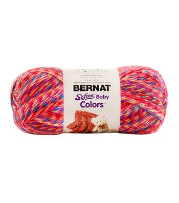 Bernat Softee Baby Colors Yarn