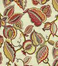 Waverly Print Fabric 54\u0022-Fantasy Fleur/Fiesta