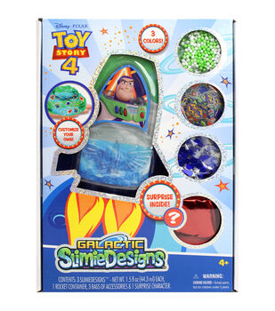 Disney Toy Story 4 Super Galactic Slime Kit