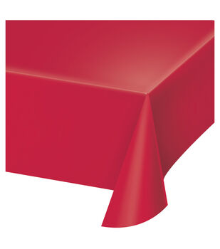 Table Cover-Red