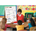 GoWrite! 25-sheet Self-stick Dry Erase Table Top Easel Pad-White