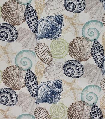 """Solarium Outdoor Fabric 54""""-Seashell Lagoon"""